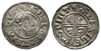 Anglo-Saxon Coins - Aethelred II - Winchester /
