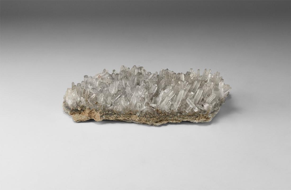 Quartz Mineral Specimen.