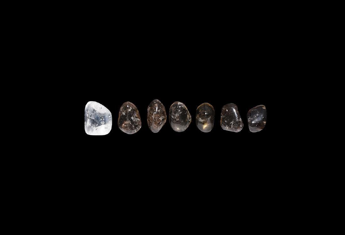Natural History - Quartz Mineral Specimen Group
