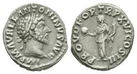 Imperial Coins - Marcus Aurelius - Denarius