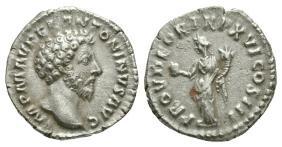 Imperial - Marcus Aurelius - Providentia Denarius