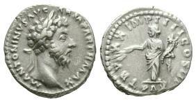 Imperial Coins - Marcus Aurelius - Pax Denarius