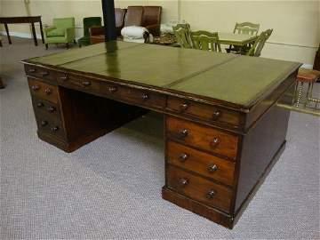 216: English Partner's Desk