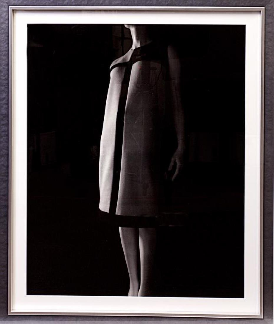 FRAMED PRINT OF 'STYLIZED SCULPTURE 008'