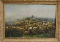 HERMAN JOHANNES VAN DER WEELE (DUTCH, 1852 - 1930)