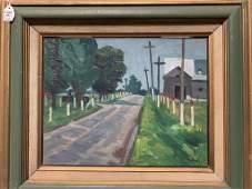 JACK BEDER, CANADIAN (1910-1987)