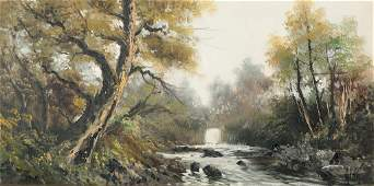 20TH CENTURY CANADIAN OIL PAINTING