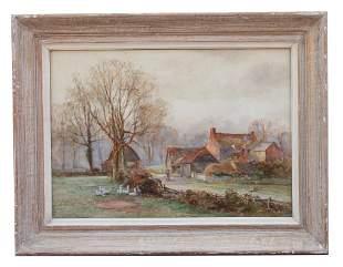 WILLIAM RAMSEY, BRITISH (EARLY 20TH CENTURY)