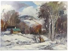 GORDON GEZA MARICH, CANADIAN (1913 - 1975)