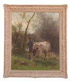 FRANS PIETER TER MEULEN, DUTCH (1843-1927)