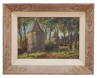 WILFRED MOLSON BARNES, CANADIAN (1882 - 1955)