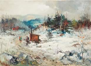 GORDON GEZA MARICH, CANADIAN (1913 - 1985)