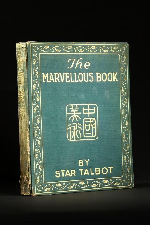 188: THE MARVELLOUS BOOK, BY STAR TALBOT