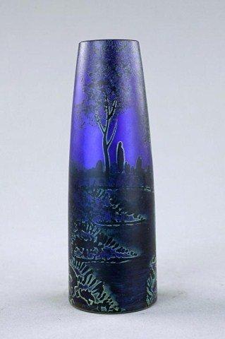 141: FRENCH SATIN GLASS