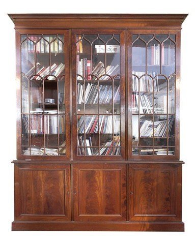 11: FRENCH SHOW CABINET