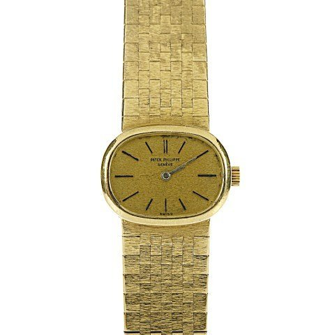 PATEK PHILIPPE18K GOLD  LADIES WATCH