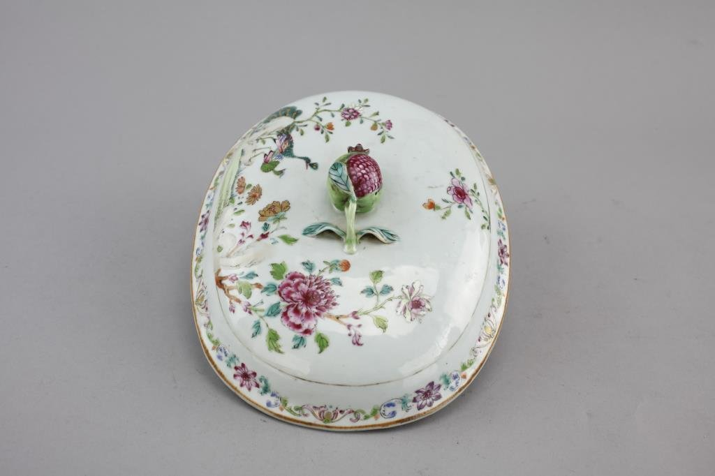 Chinese Tureen Cover