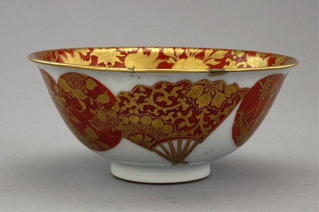 JAPANESE SATSUMA BOWL - 3