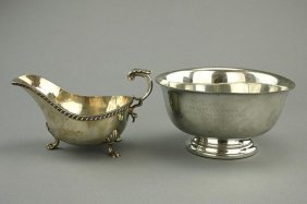 Two Silver Plated Pieces