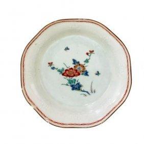 Antique Japanese Kakiemon Shallow Dish