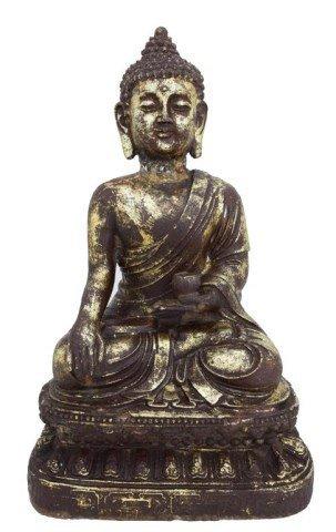 LARGE SEATED BUDDHA