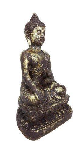 LARGE SEATED BUDDHA - 2