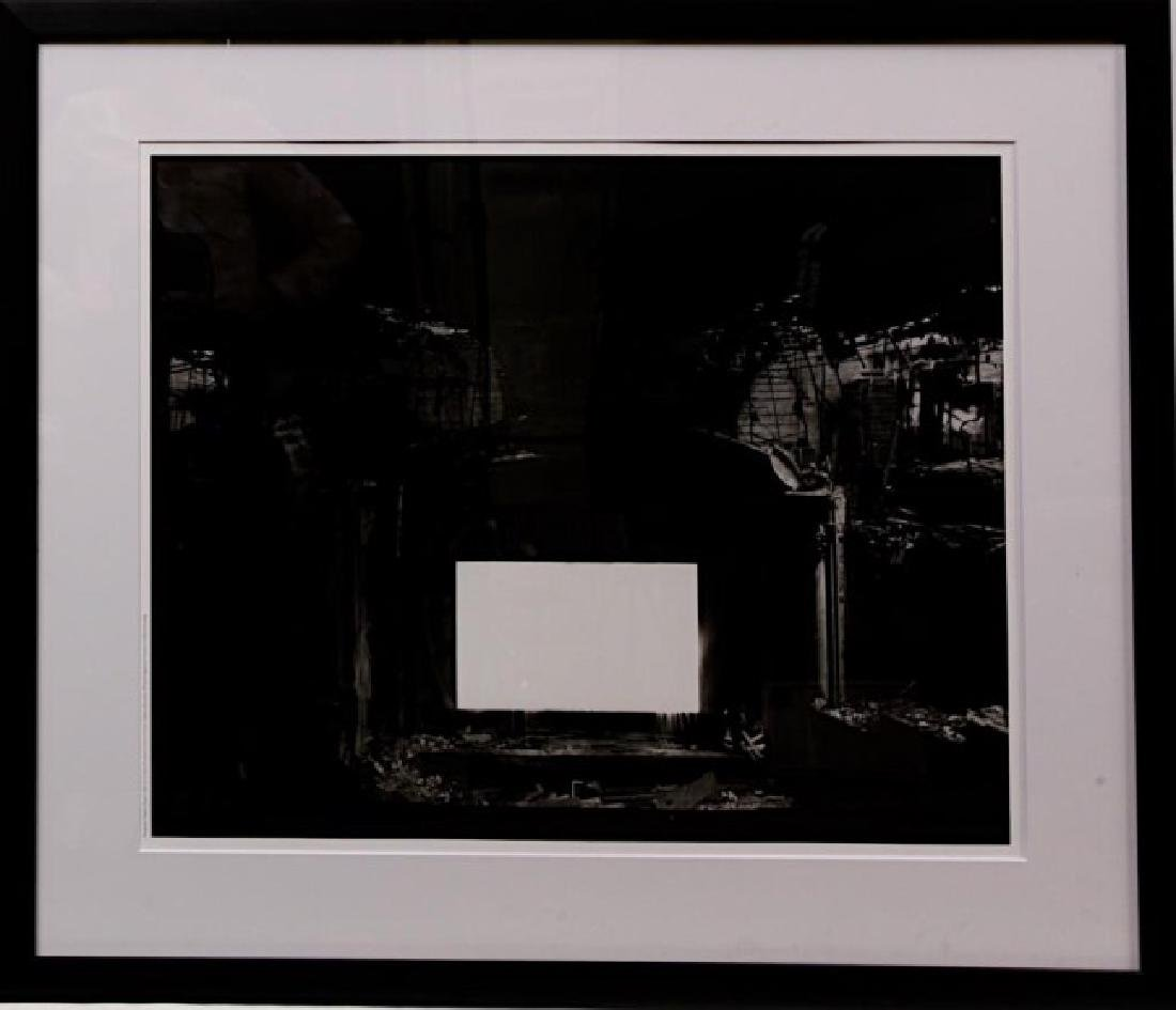 FRAMED PRINT OF 'PARAMOUNT THEATER, NEWARK (2015)'