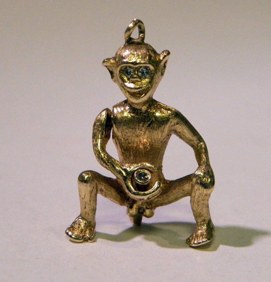 Erotic monkey premium