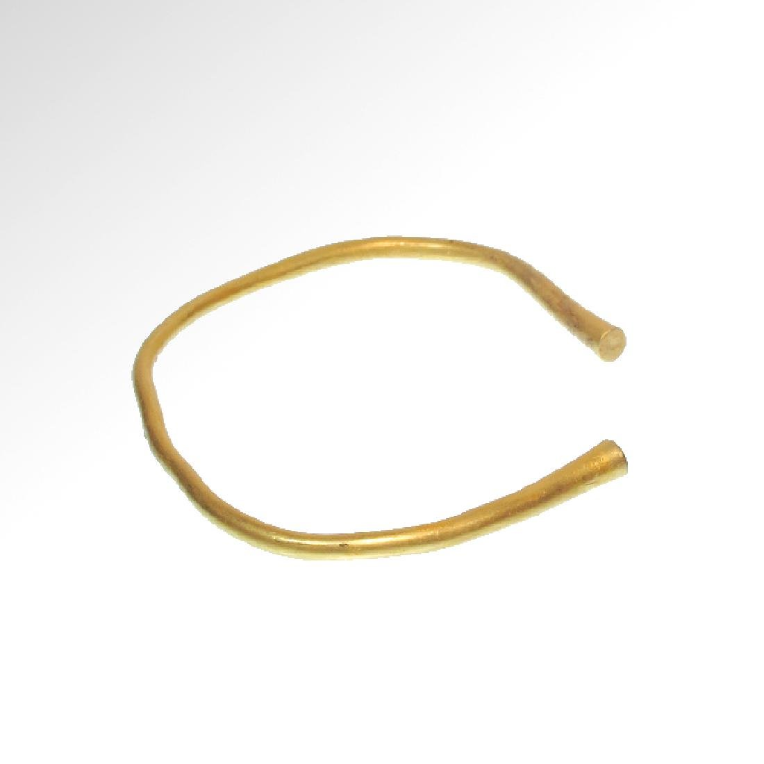 Greek Gold Bracelet, 5th-3rd Century B.C. - 5