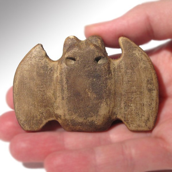 "Sumerian Steatite Amulet of ""Imdugud"", The Divine Bird, - 4"