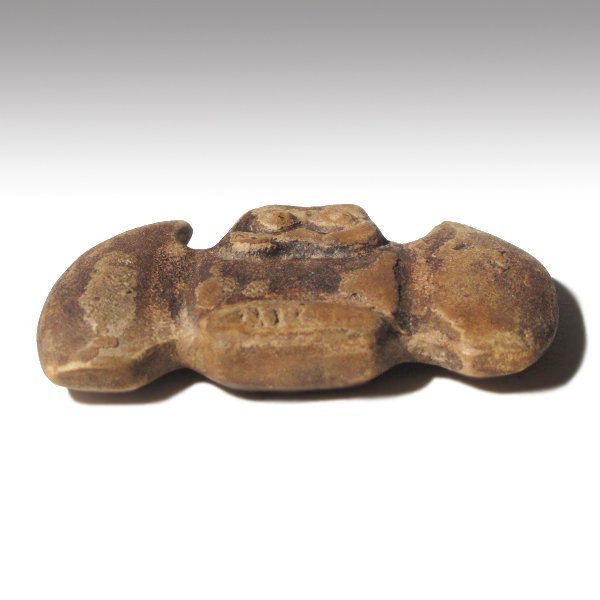 "Sumerian Steatite Amulet of ""Imdugud"", The Divine Bird, - 6"