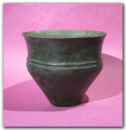 Large Achaemenid Bronze Cup, c. 5th Century B.C. - 3