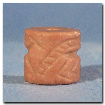 Early Sumerian Cylinder Seal, Uruk/Jemdet Nasr Period, - 4