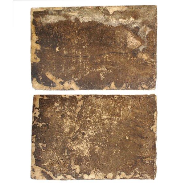 Pair of Qajar Tiles, 19th Century A.D. - 7