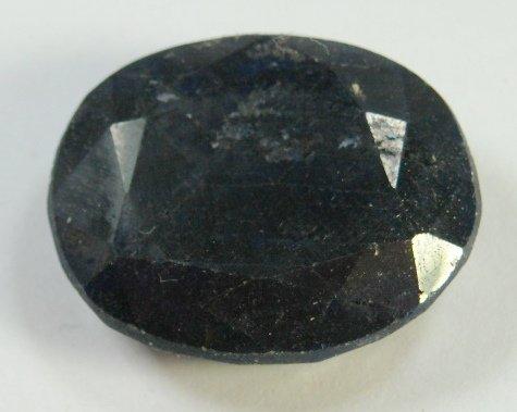110: 63.92 ct Natural Sapphire Loose Gemstone