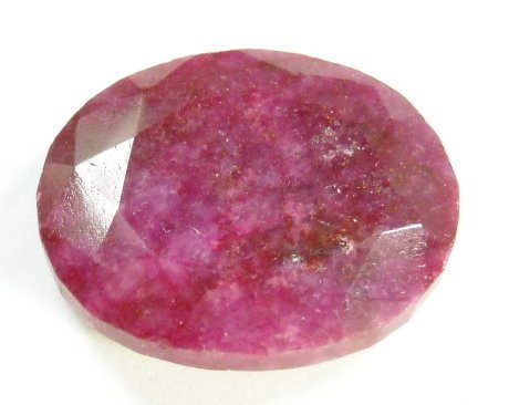 114: 25.89 ct Natural Ruby Loose Gemstone