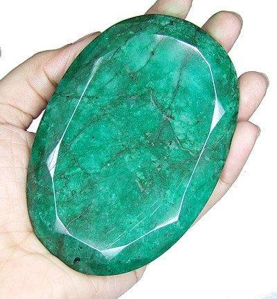 119: Certified 735.42 ct  Natural Emerald Loose Gem