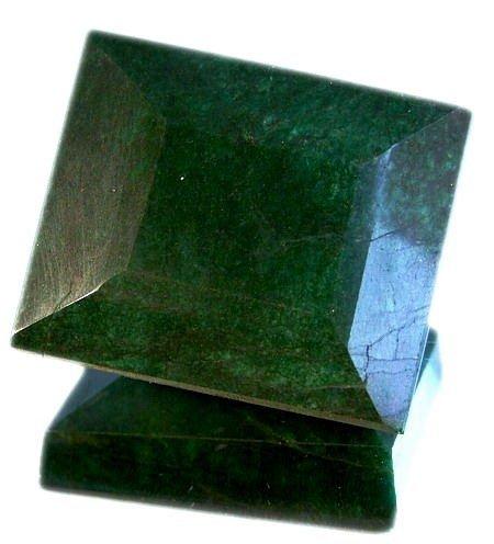 121: Certified 293.46 ct Natural Emerald Loose Gemstone