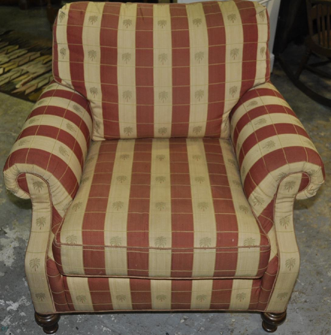Wesley Hall Upholstered Club Chair