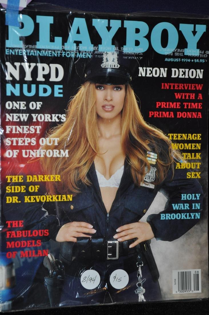 Playboy Magazine August 1994