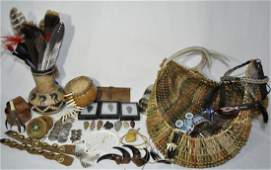 Modern Native American Accoutrements