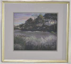 Ann Bannister Low Country Marshscape