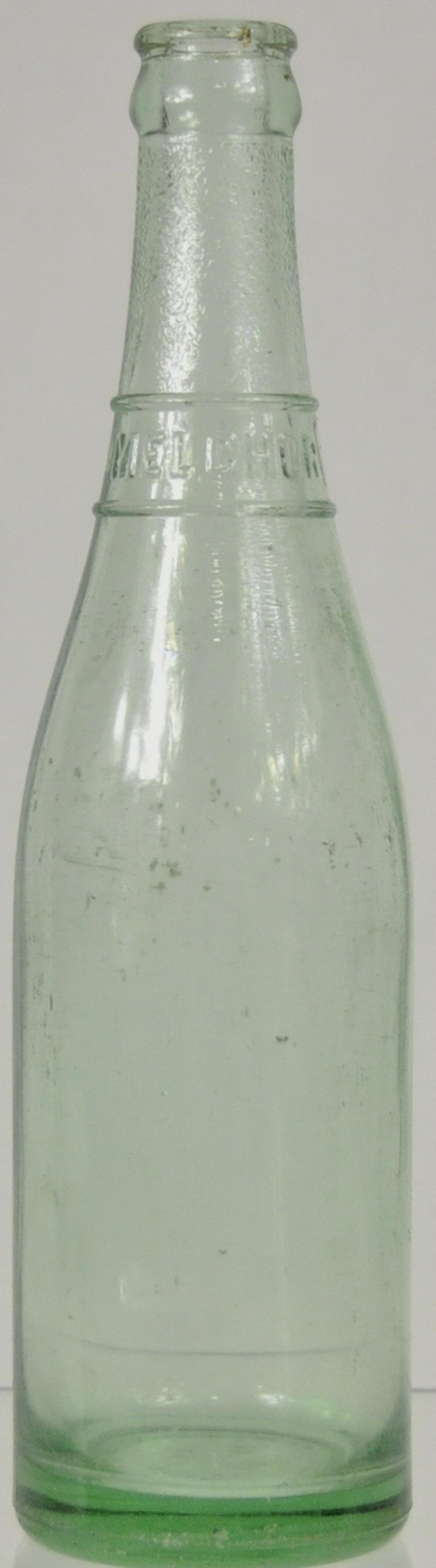 Melchor / Pepsi Cola / Orange Crush Bottle