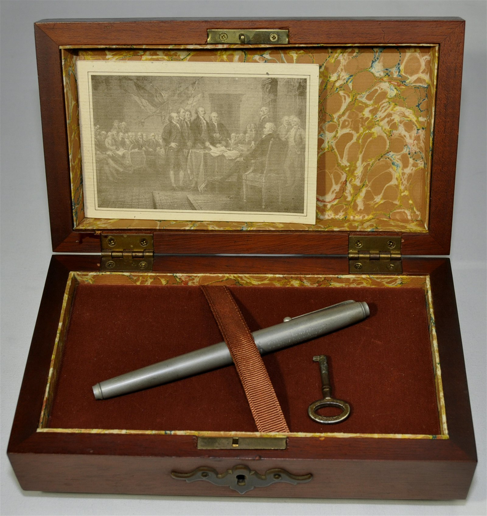 Parker 75 Americana Limited Edition Pewter Pen