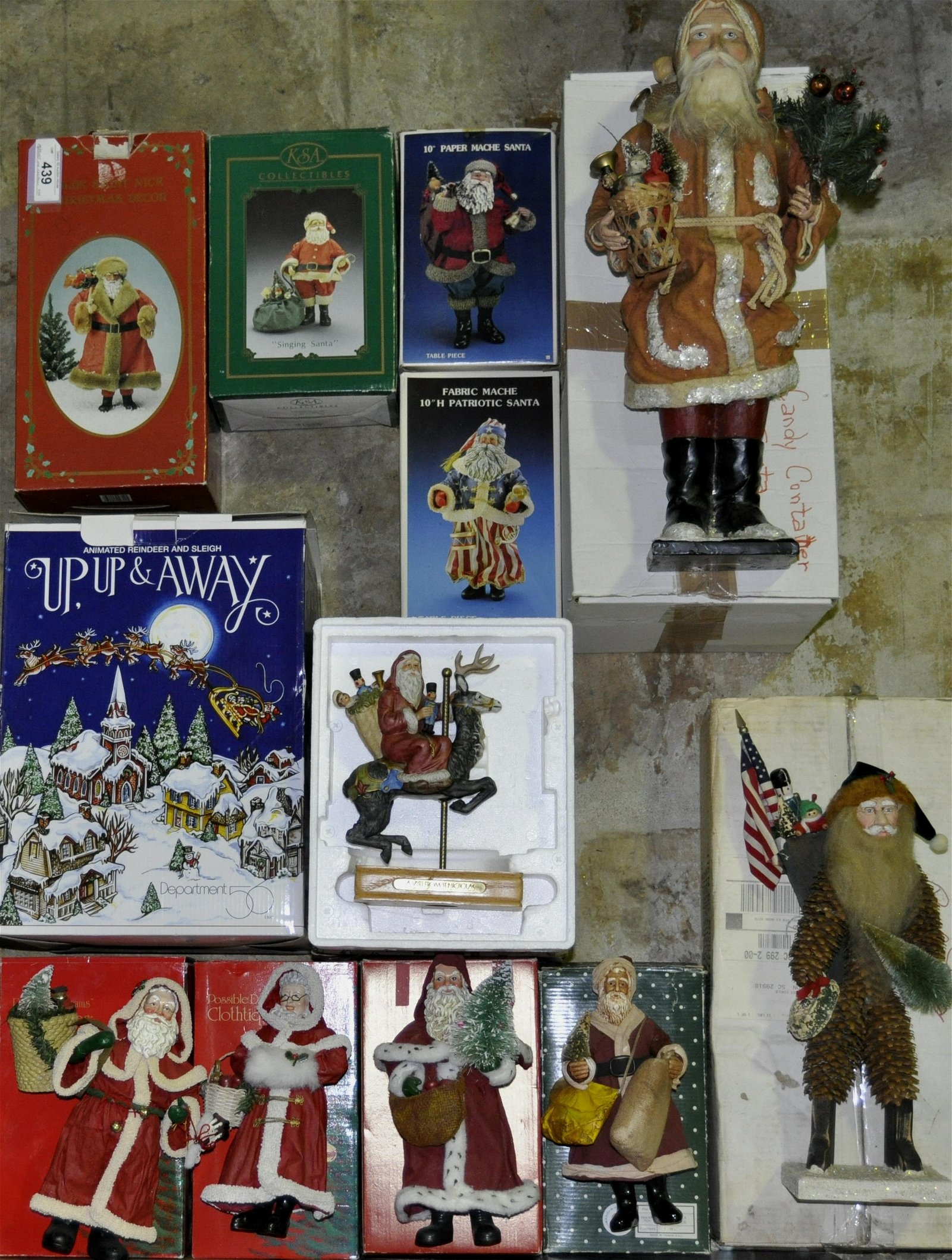 Miscellaneous Christmas Accessories & Ornaments