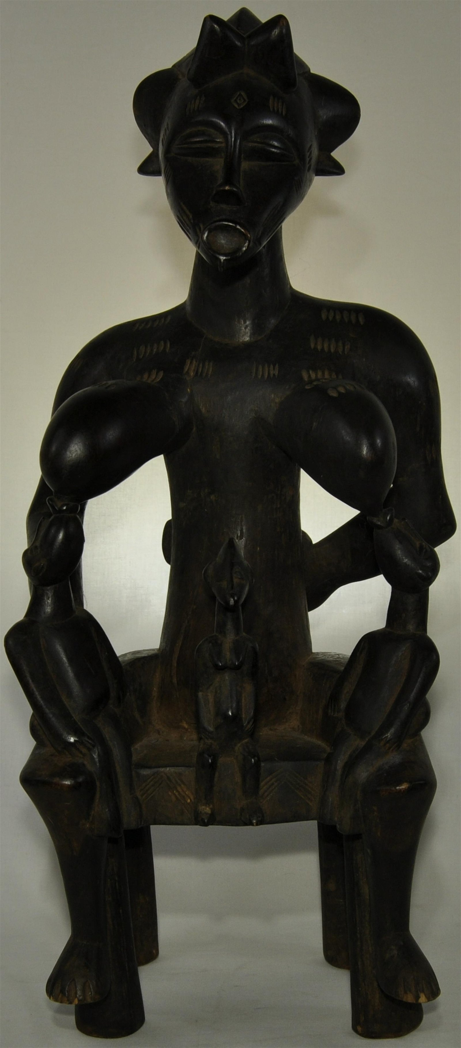 Gabon Fertility Carving