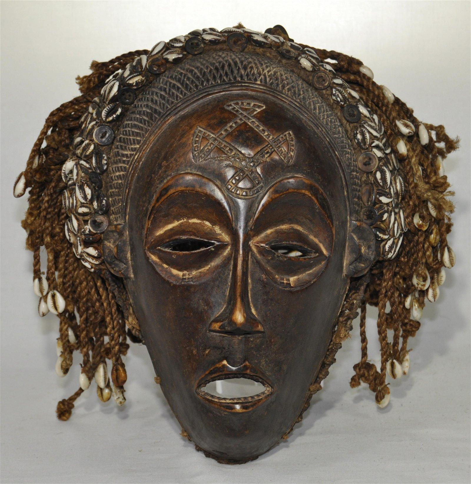 Dan Culture Female Mask