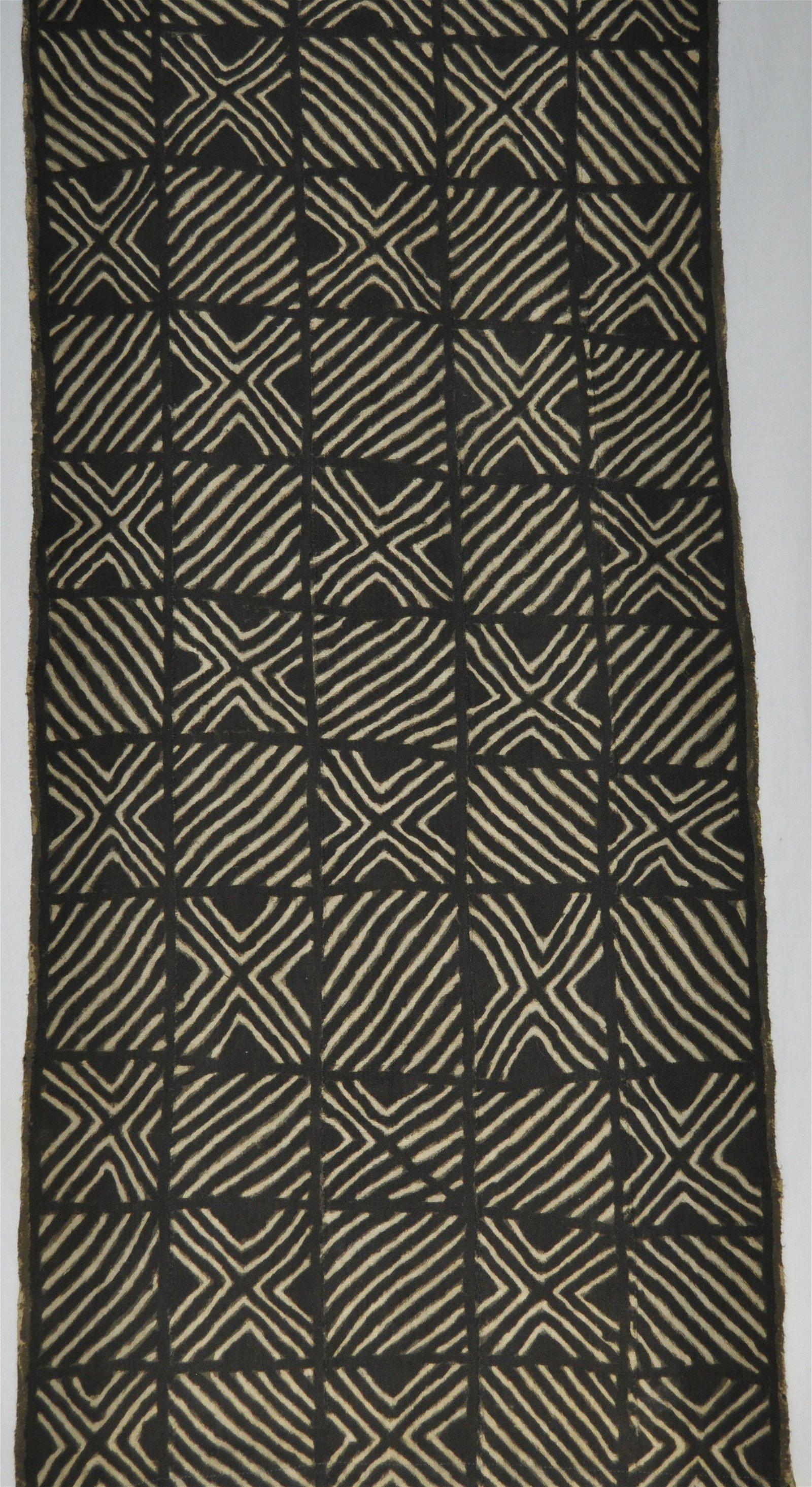 Malian Bogolan Textile