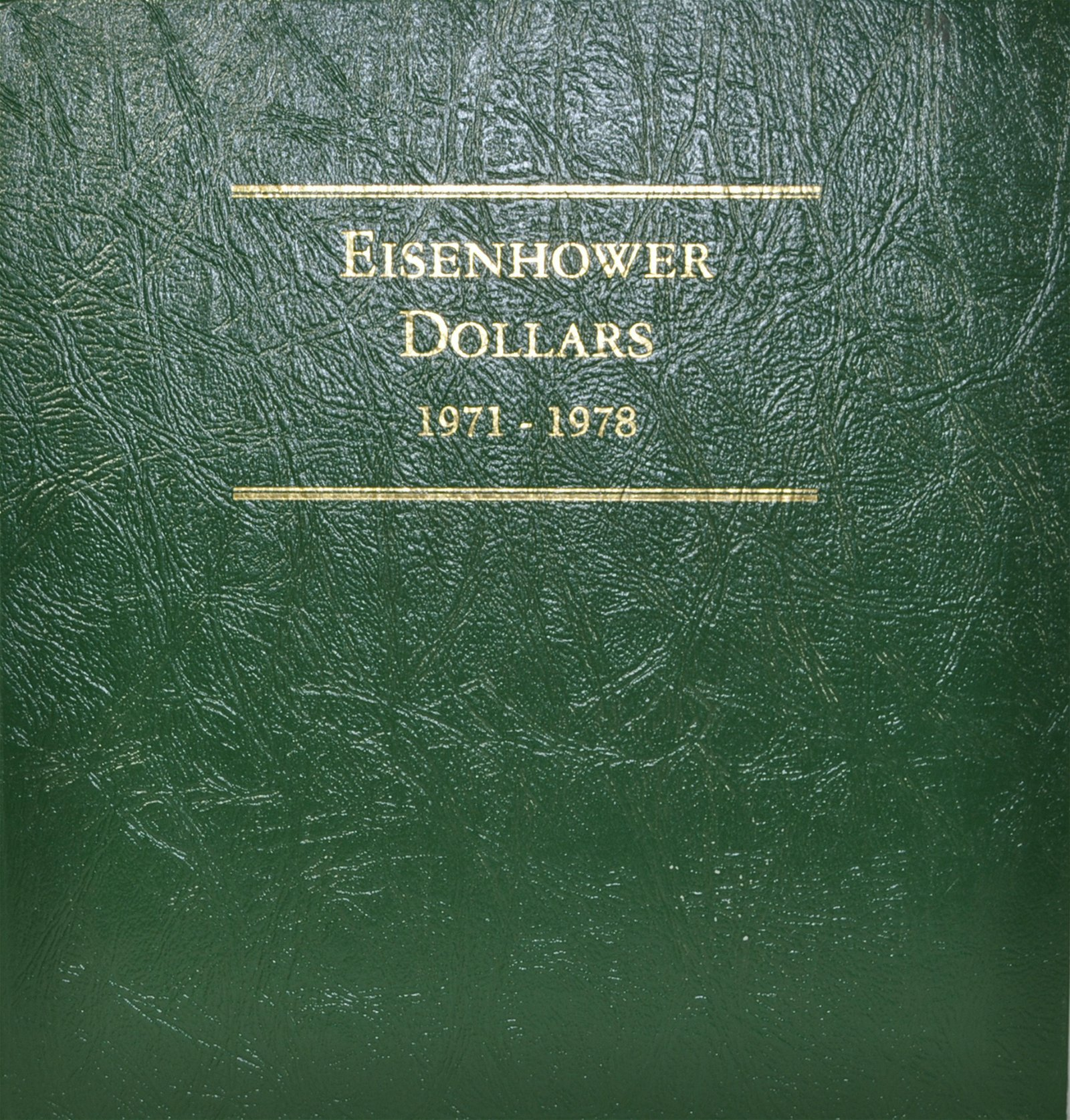 15) Eisenhower Mint State & Proof Dollars