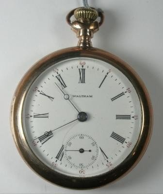 7944: Waltham Pocket Watch
